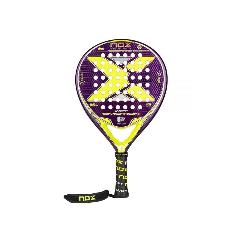 NOX Emotion WPT Advanced Series 2021 Padel Racket