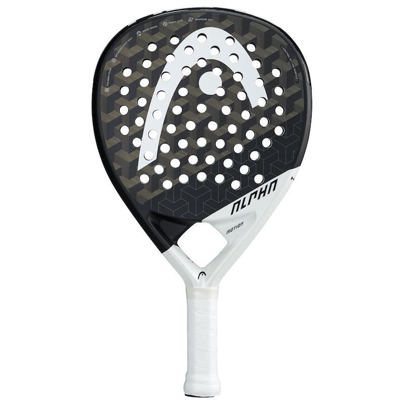 Padel racket HEAD Graphene 360+ Alpha Motion 2021