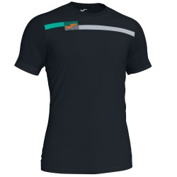 Joma T-shirt Open Noir