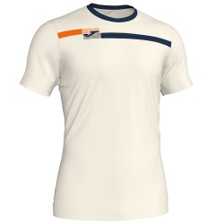 Joma T-shirt Open Ecru