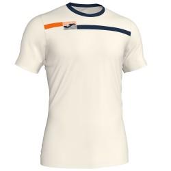 Joma T-shirt Open Ecru
