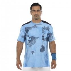 T-SHIRT BULLPADEL Man Mesay Azul Intenso