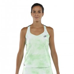T-SHIRT BULLPADEL Woman Egia Light Green
