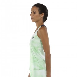 T-SHIRT BULLPADEL Donna Egia Verde chiaro