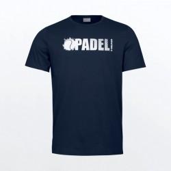 HEAD Padel Font T-SHIRT...