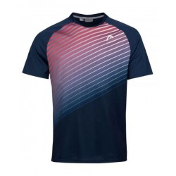 T-shirt Padel HEAD Perf...