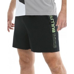 MEN'S BULLPADEL SHORT Momil Black/Green