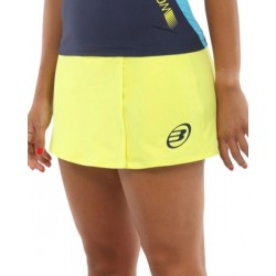 BULLPADEL SKIRT Yotoco Fluo Yellow