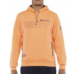 BULLPADEL SWEAT SHIRT Viota Orange Fluo
