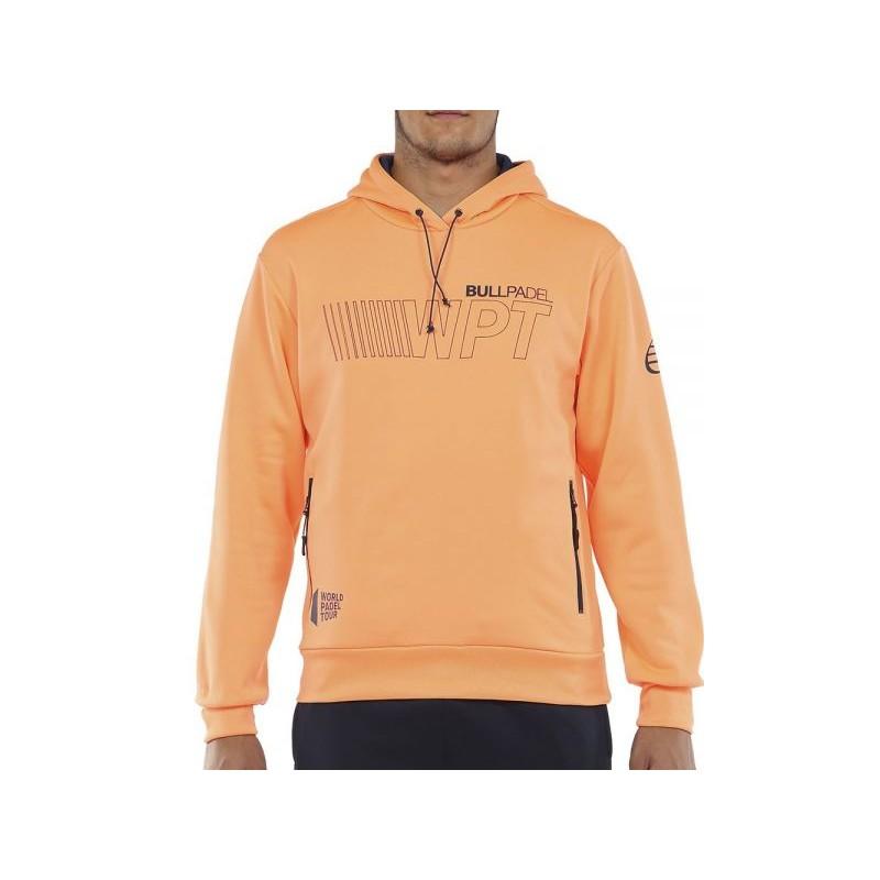 SWEAT SHIRT BULLPADEL Viota Orange Fluo