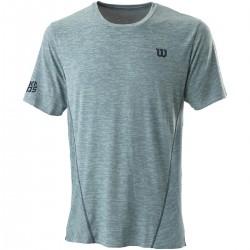 T-shirt Wilson Kaos Mirage crew Gris