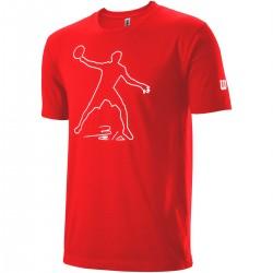 T-shirt Wilson Bela Tech