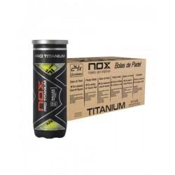 Carton de 24 Boites de Balles Nox Titanium