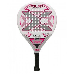Pala de Padel NOX ML10 Pro Cup Ultralight Silver JUNIOR