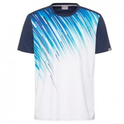 Slider Tee-Shirt bleu Head
