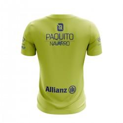 BULLPADEL Araguel Paquito Navarro T-shirt
